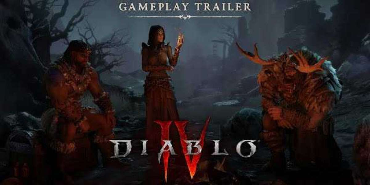 Diablo 4 is in development for PC, Xbox One, and PS4