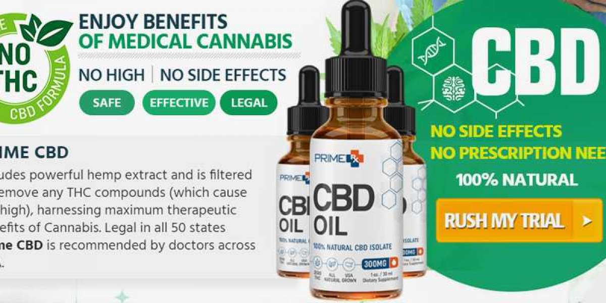 Prime RX CBD - Natural Ways To Reduce Stress And Stay Healthy!