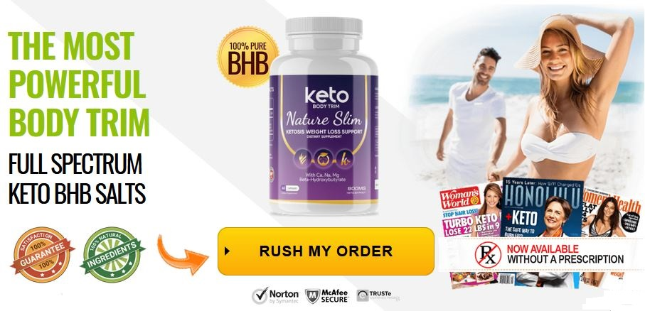 Keto Body Trim - Melt Down Your Waist! {Updated 2021}