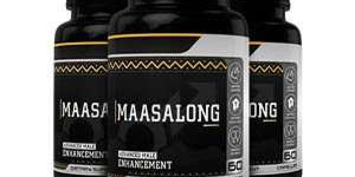 Maasalong Male Enhancement Natural Ingredients