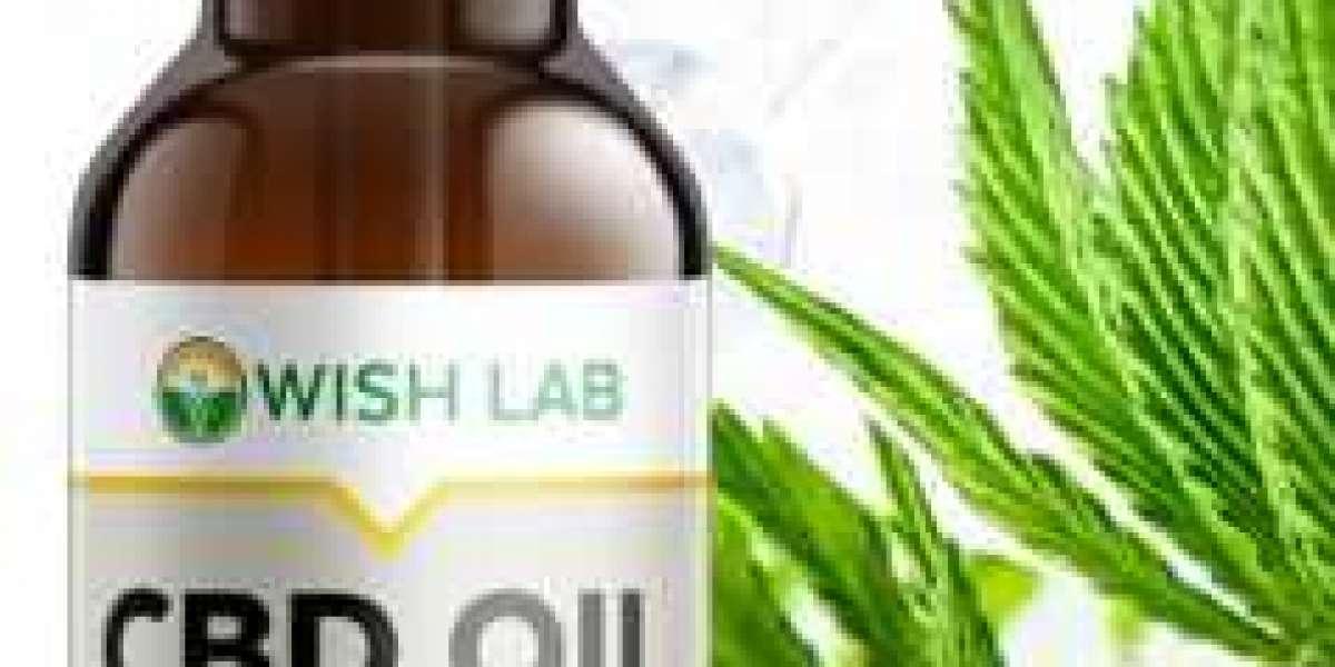 Wish Lab CBD Oil Advanced CBD Formula