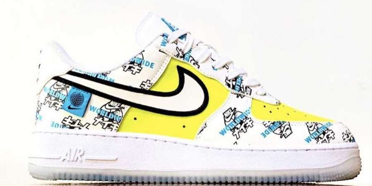 2020 Nike Air Force 1 Low Worldwide Is Available Now