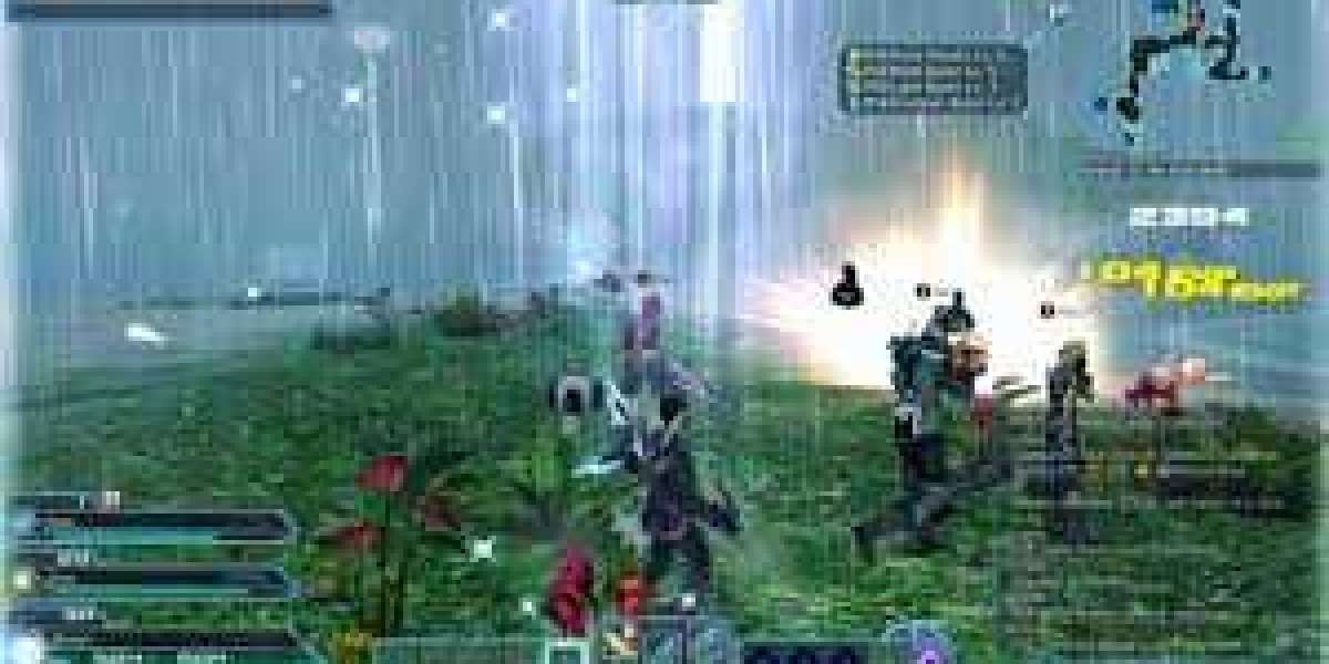 PSO2 launched in May on PC to a underwhelming results