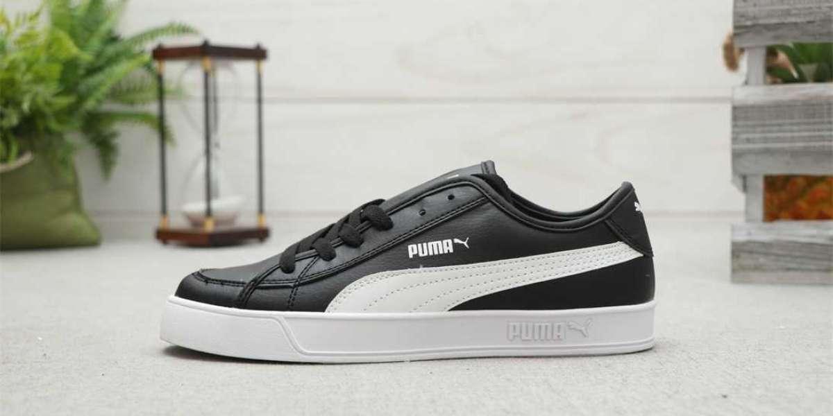 komolyan veszi a Puma Smash V2 Vulc cipő