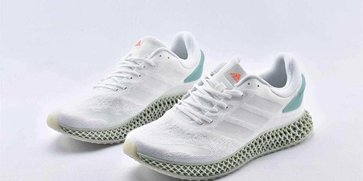 Adidas 4D Run 1.0 Schuhe werden zusammen