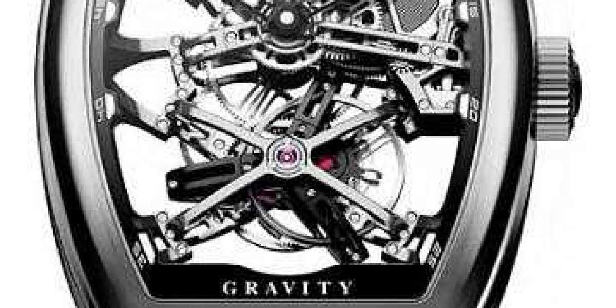 FRANCK MULLER 7880 HR JN Blue Cintree Curvex Irregular Time Replica Watch