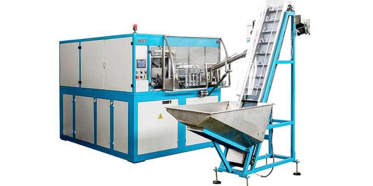 Blowing Machine Manufacturing Processes - Petblowingmachine