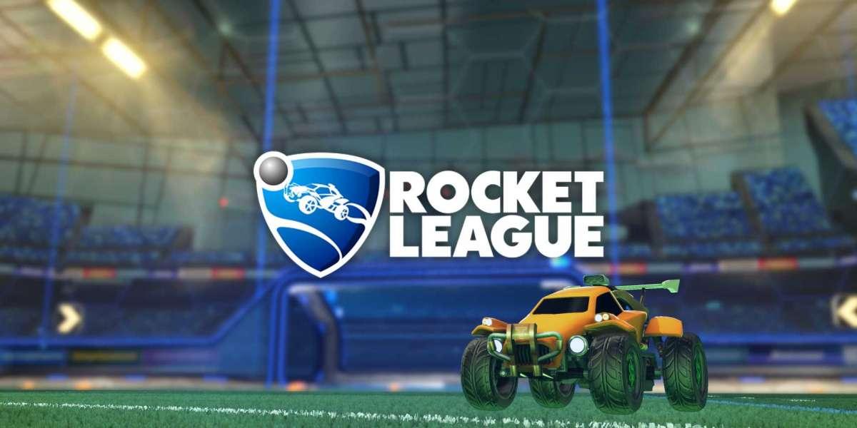The Rocket League server cachet has been a touch