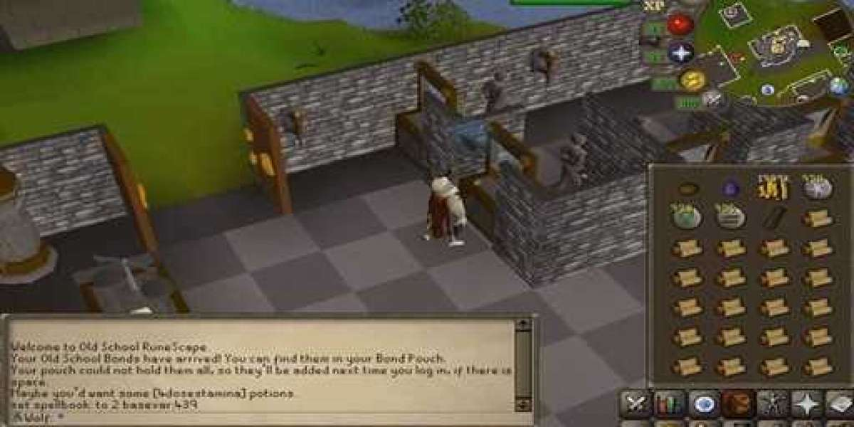 RsgoldB2C.com provides OSRS player guide to new members