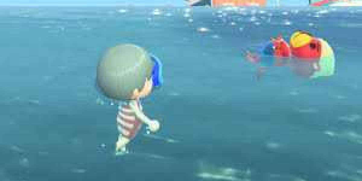 Animal Crossing New Horizons: How Did Get its pearls