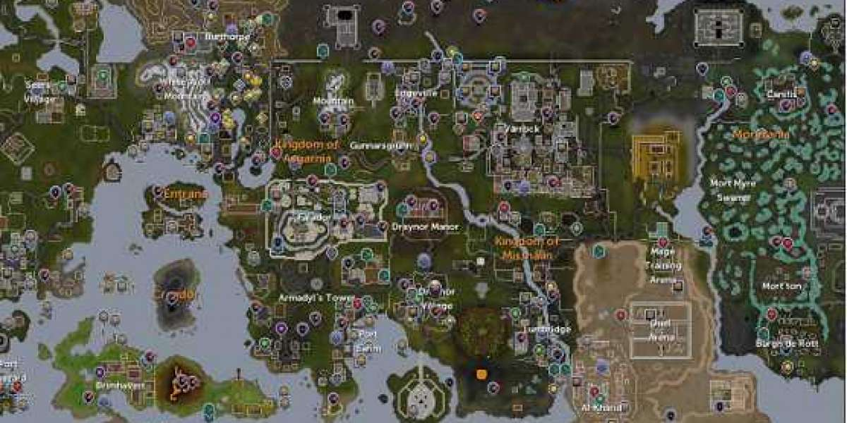 From PC to mobile devices, RuneScape has been adapting to the needs of the times