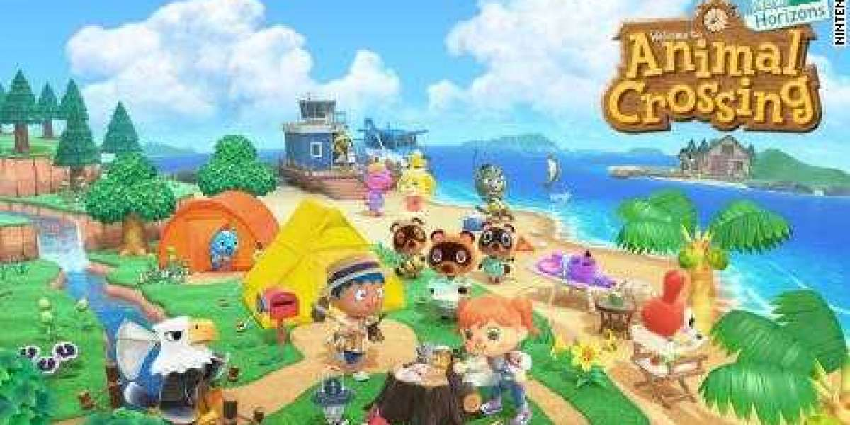 In the latest installment of the Animal Crossing franchise