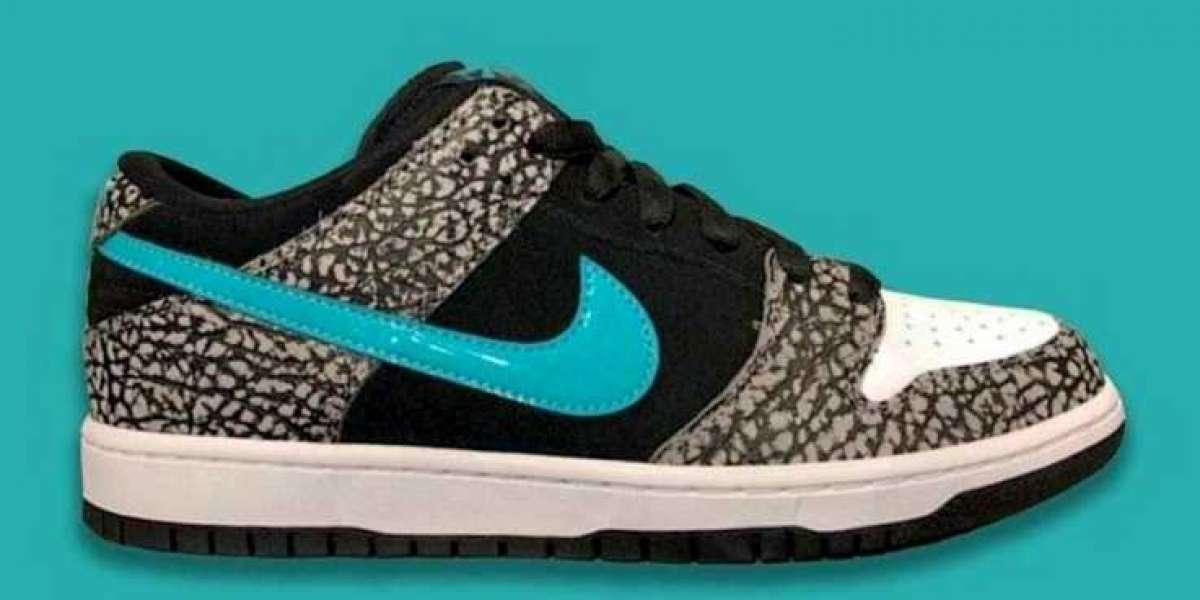 Nike SB Dunk Low PRM Elephant Gonna Release on November 2020