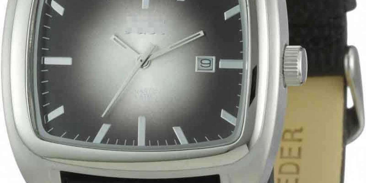 Customize Shop Black Watch Dial