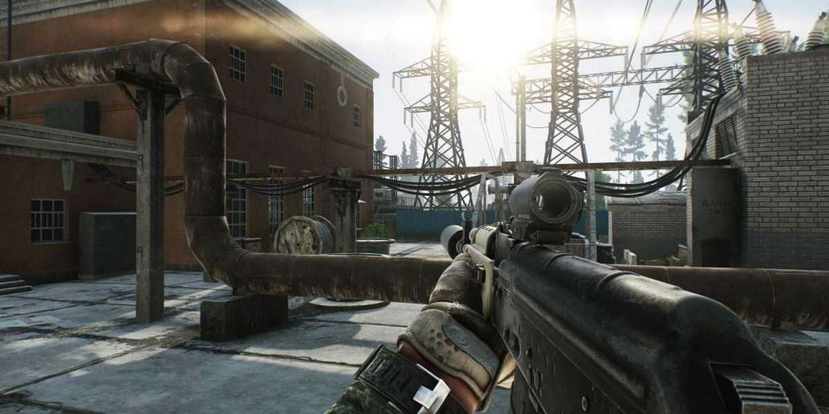 Battlestate Games advertises Escape from Tarkov as an FPS