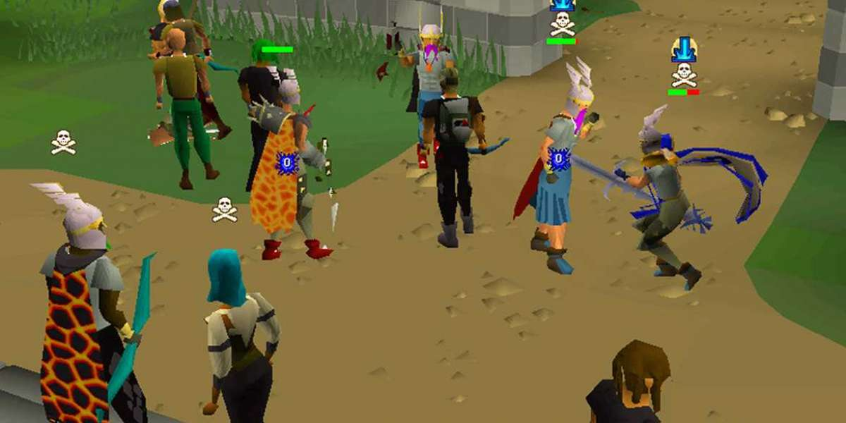 It's an Entirely different reality in OSRS