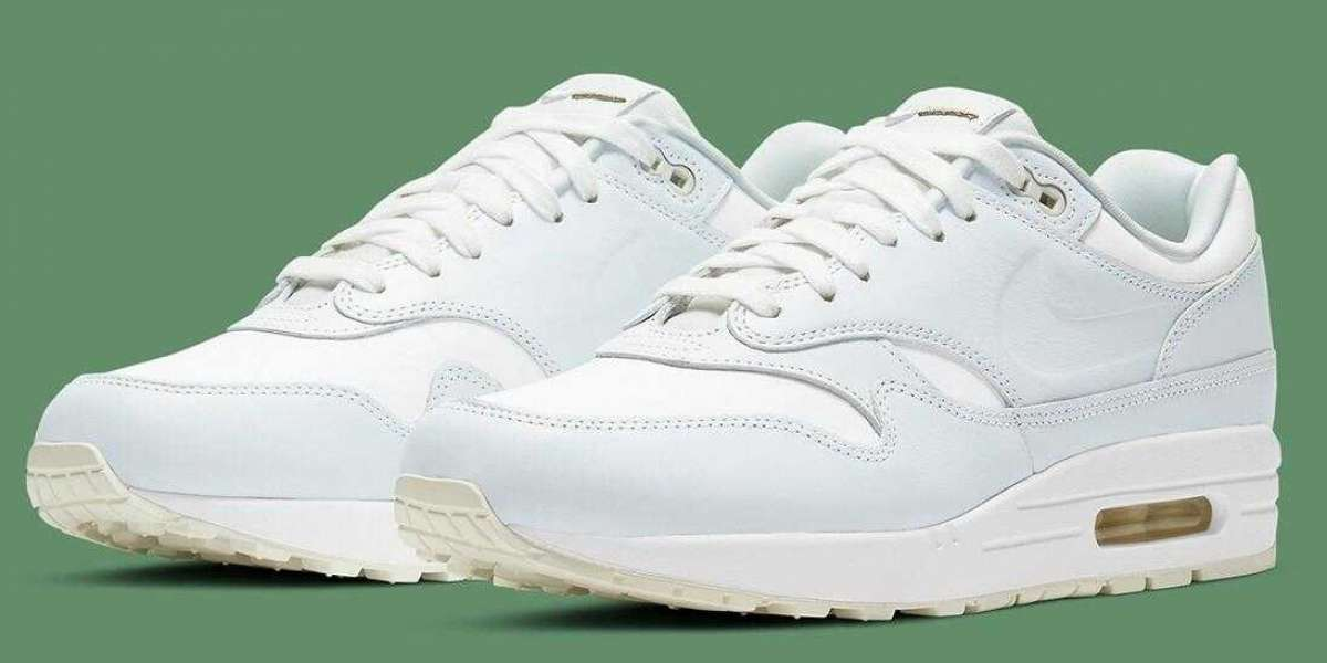 DH5493-100 Nike Air Max 1 White Aspargus Releasing Soon