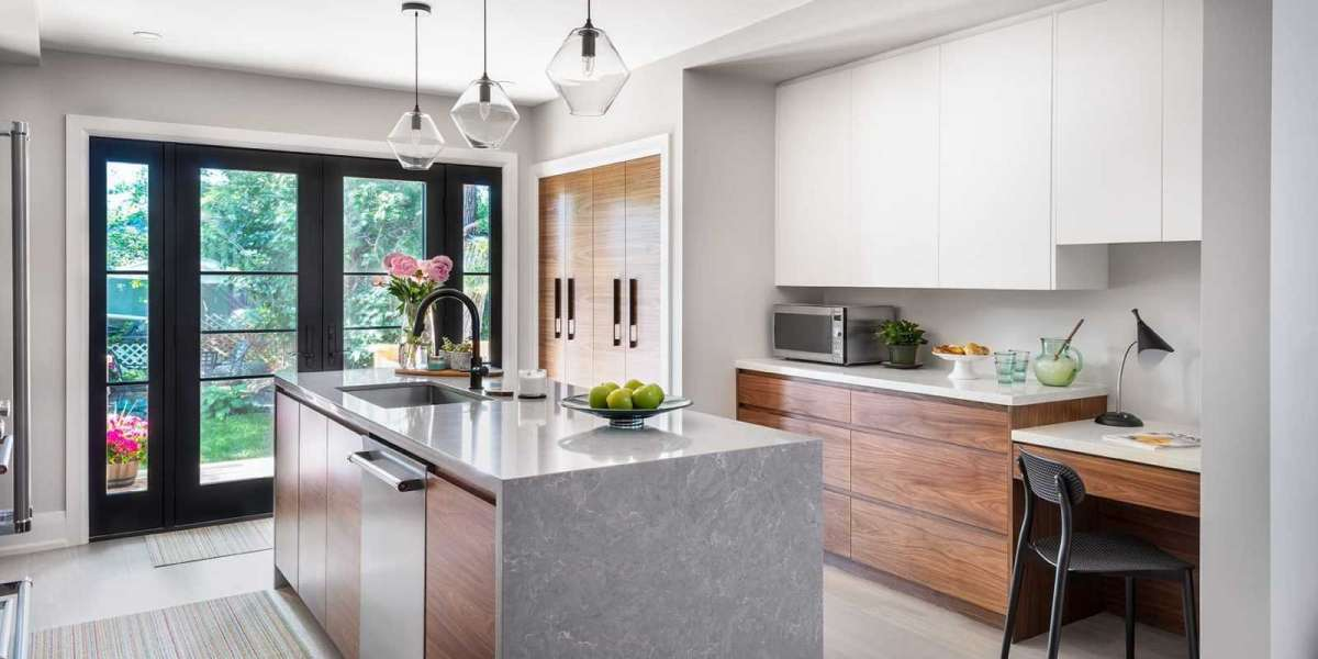 Why Choose Modern Kitchen Cabinets