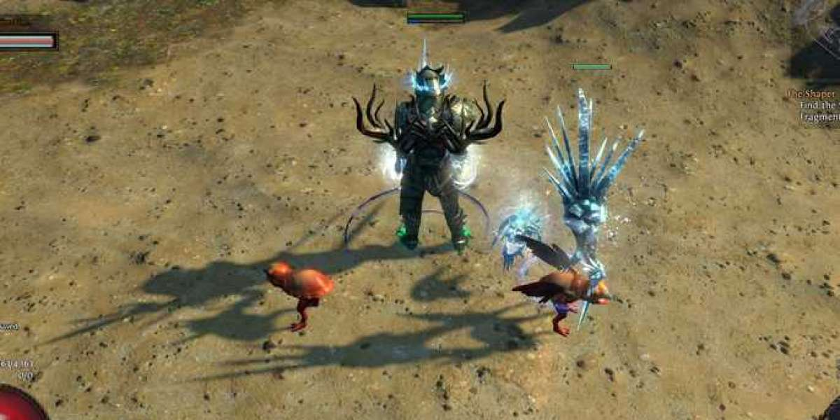 Path of Exile's latest news and development process