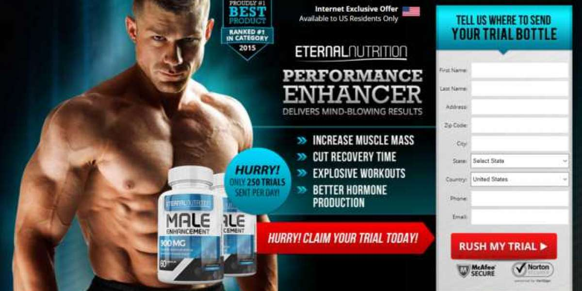 Eternal Nutrition Male Enhancement & Keto GenX: — Enhance Male Power & Performance! Price, Buy