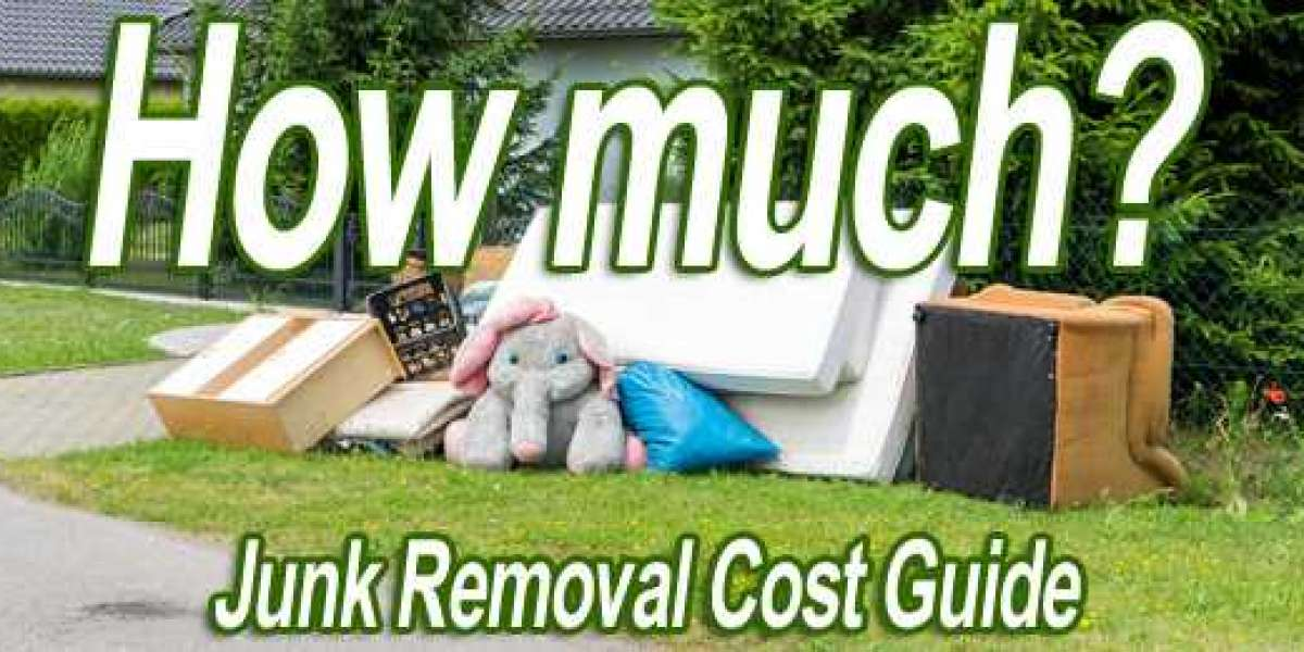 Types of services offered by junk removal company