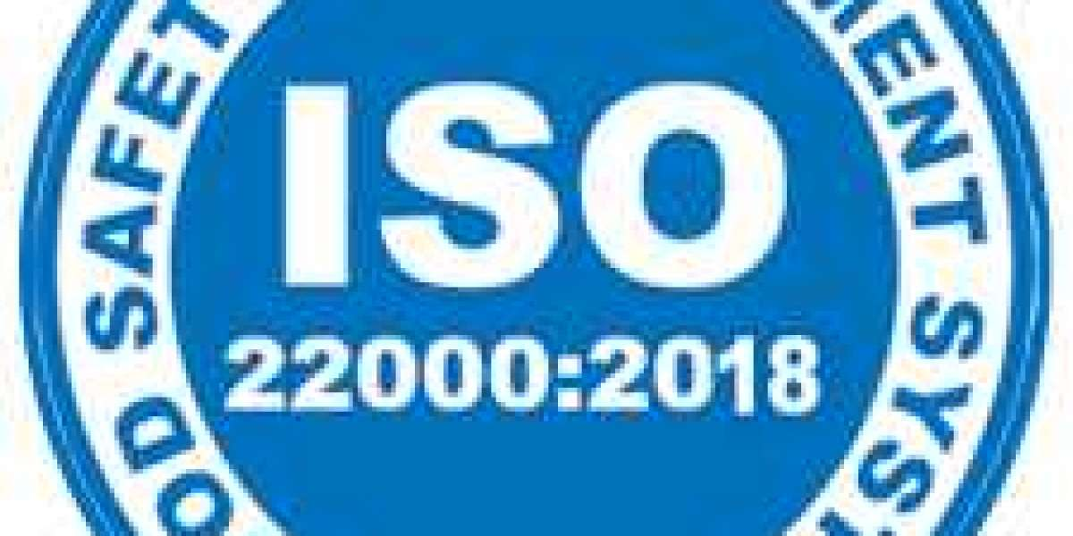 What is the significant of ISO 22000 Certification application?