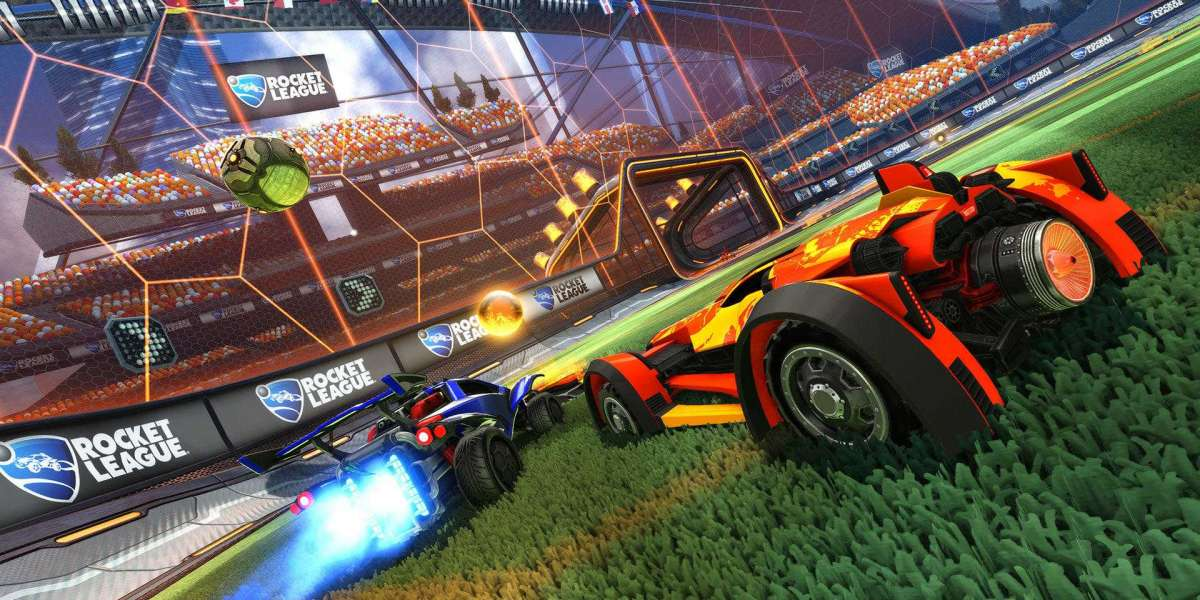 Rocket League changed into jam-full of beauty gadgets