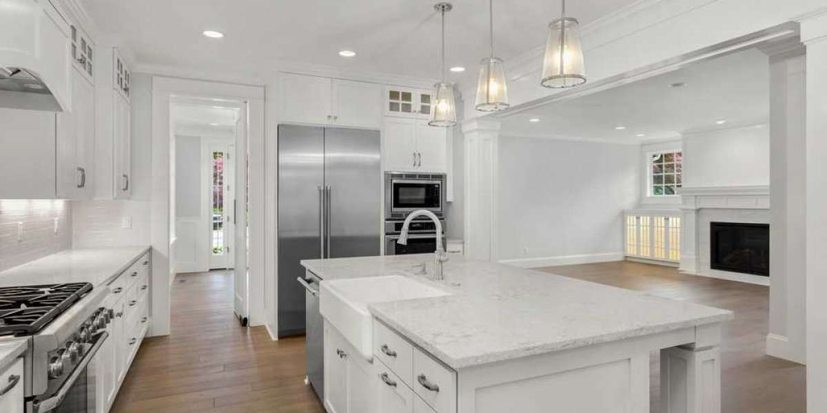Give your kitchen new look with prefab kitchen cabinets