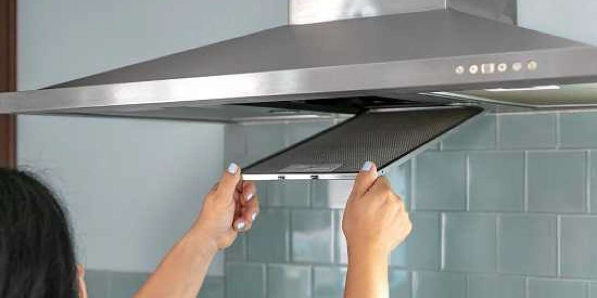 Cooker Hood Filter - Really Vital Part on the Kitchen