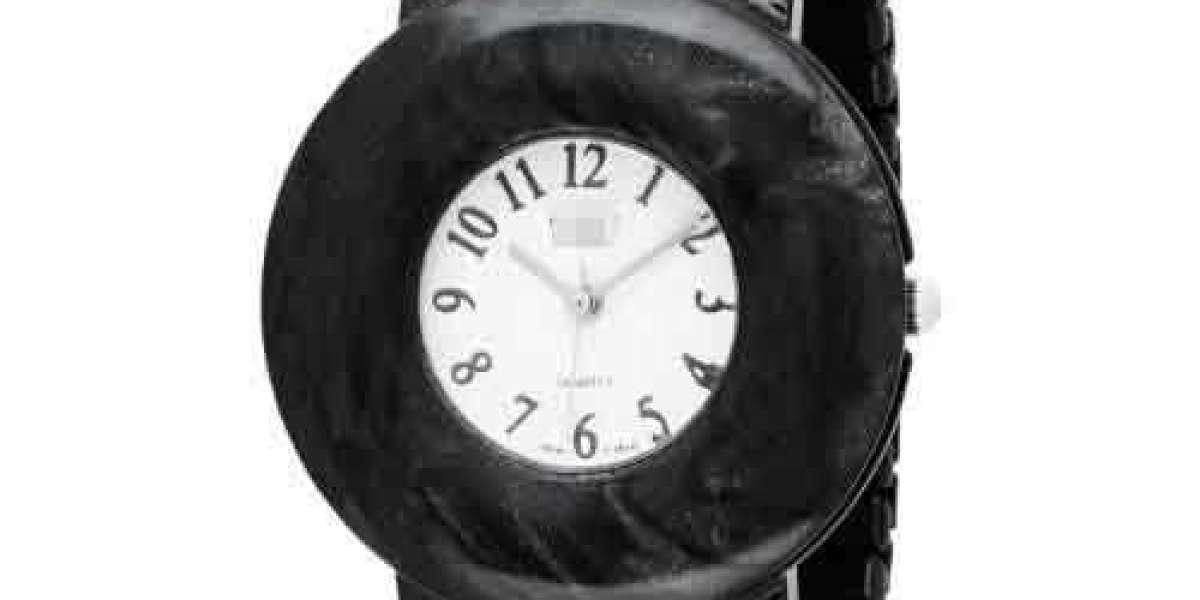 Net Shop Unique Customize Black Watch Face
