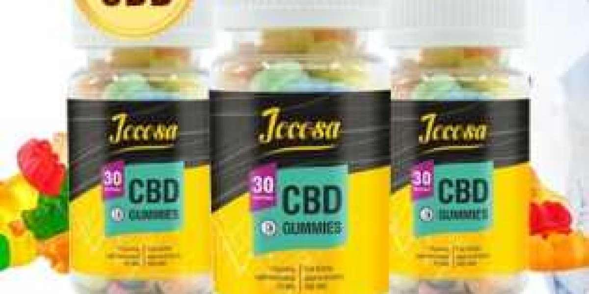 Jocosa CBD Gummies