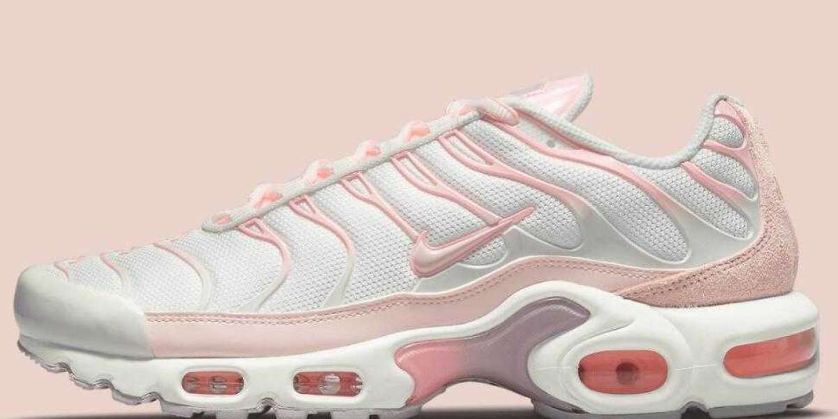 The Latest Nike Air Max Plus Coming With Light Pinks Cover