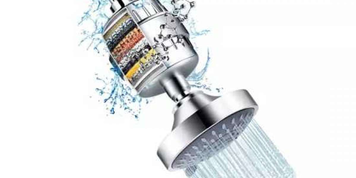 Shower Head Water Filter Units Can Prevent Serious Health Complications By Removing Contamination