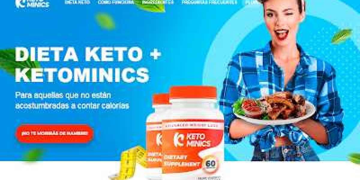 Keto Minics avanzó en la pérdida de peso