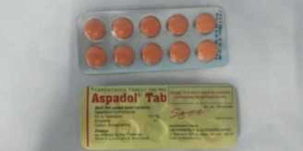 Buy Aspadol 100 Mg Online (Tapentadol). No prescription needed