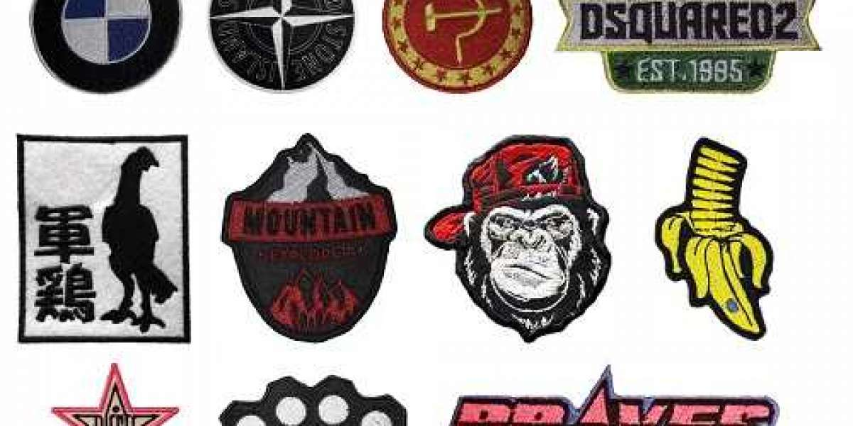 Custom Embroidered Patches for Your Uniforms