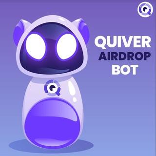 Telegram: Contact @QuiverAirdropBot
