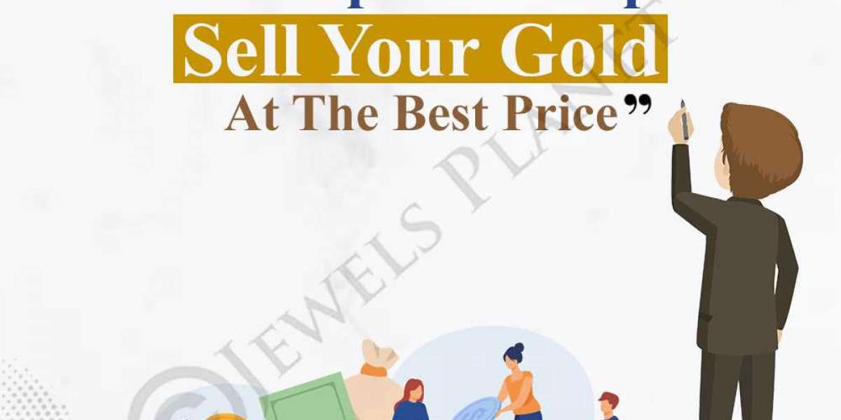 Most Important Tip to Sell Your Gold at the Best Price