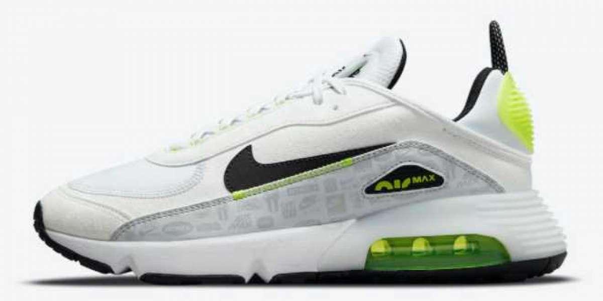 "Nike Air Max 2090 ""Reflective Logo"" 2021 New Arrival DH7708-101"