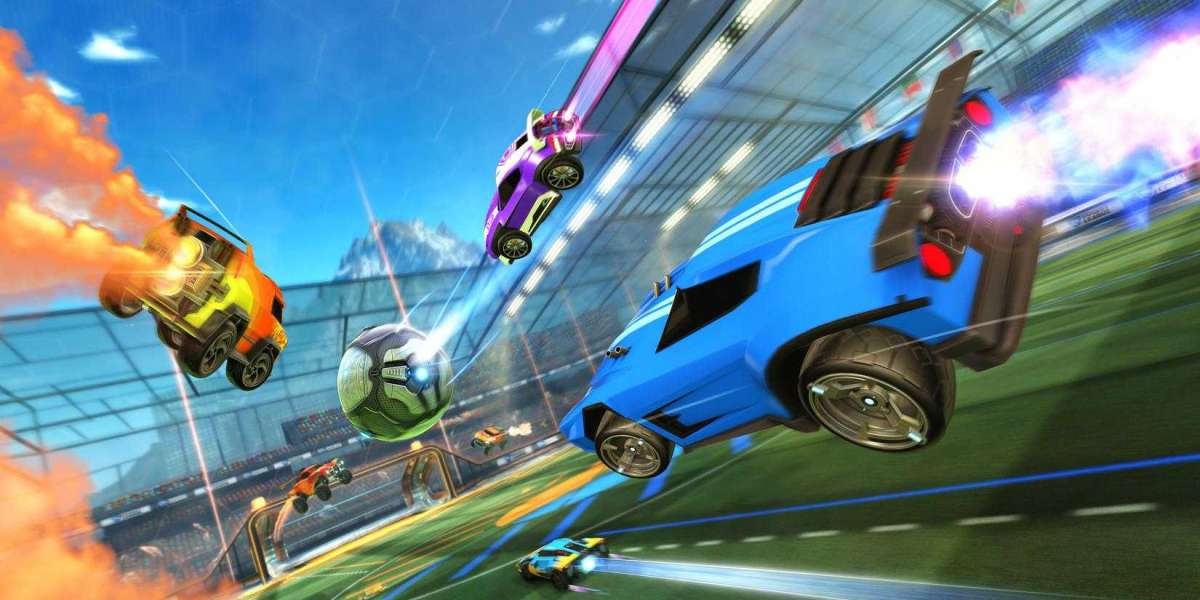 Rocket League goes free-to-play this summer