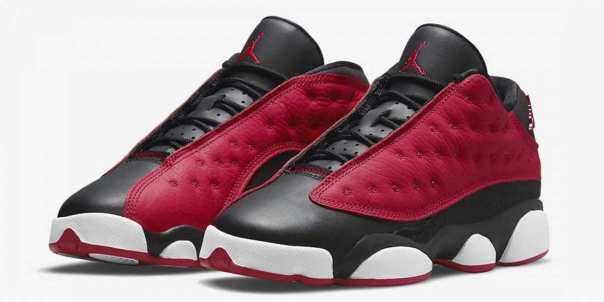 """DA8019-061 Air Jordan 13 Low GS """"Very Berry"""" to release on July 8th 2021"""