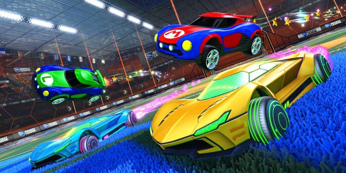 Rocket League has been out for just over 5 years