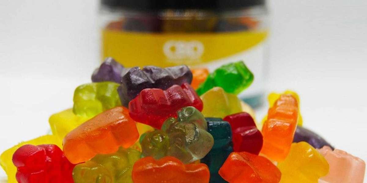 Eagle Hemp CBD Gummies