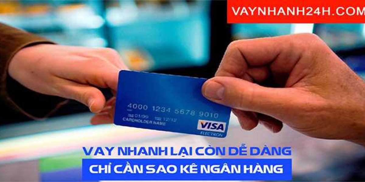Rut tien the tin dung dao han the tin dung Binh Thanh TPHCM