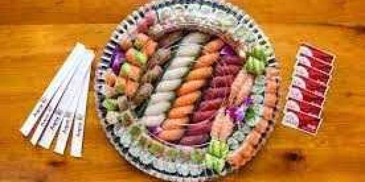 Ideal Catering Service For Your Sushi Party