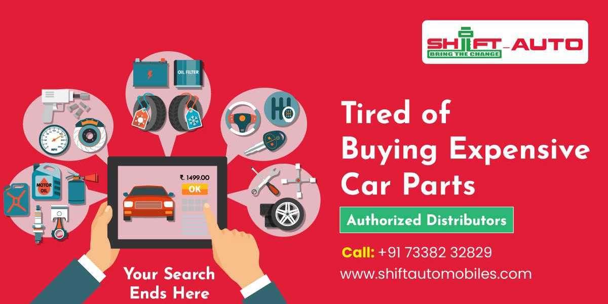Mahindra Spare Parts Online - Shiftautomobiles