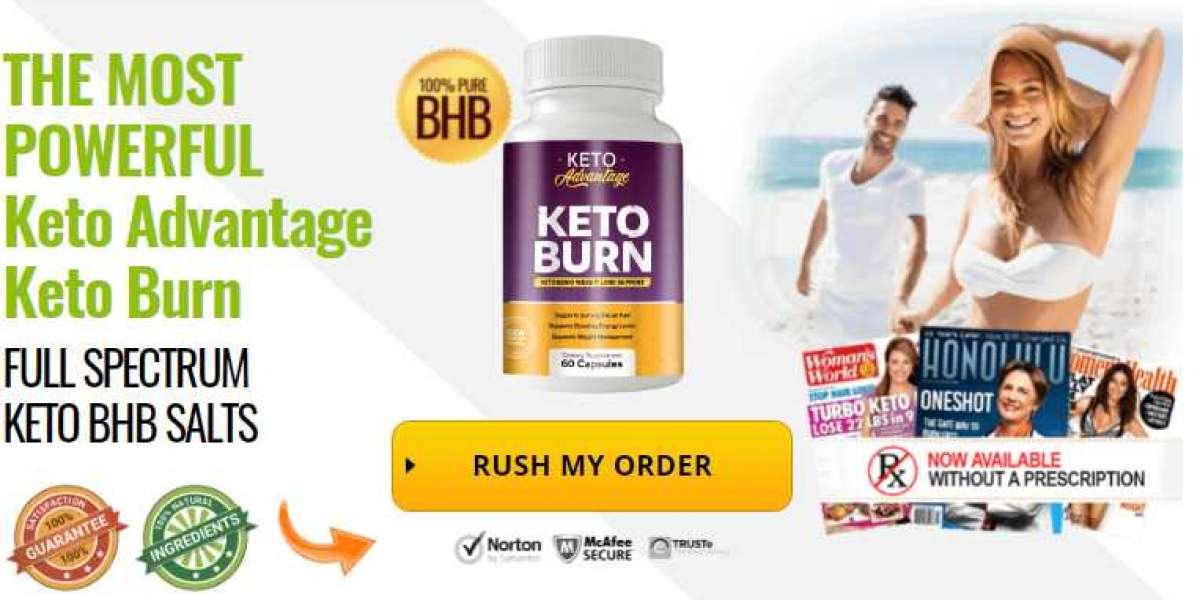 Keto Burn Advantage use for lose weight