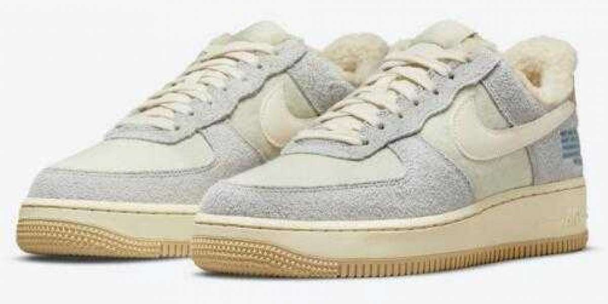 New Arrivals Nike Air Force 1 Low Dress Up Sherpa Fleece