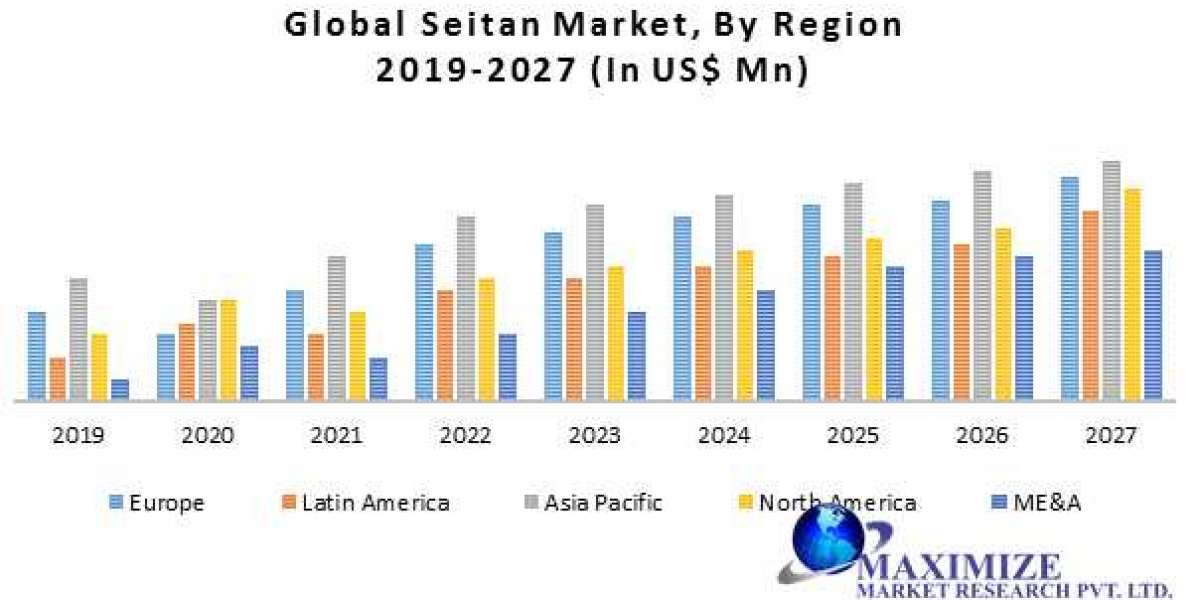 Global Seitan Market: Industry Analysis and Forecast (2019-2027)