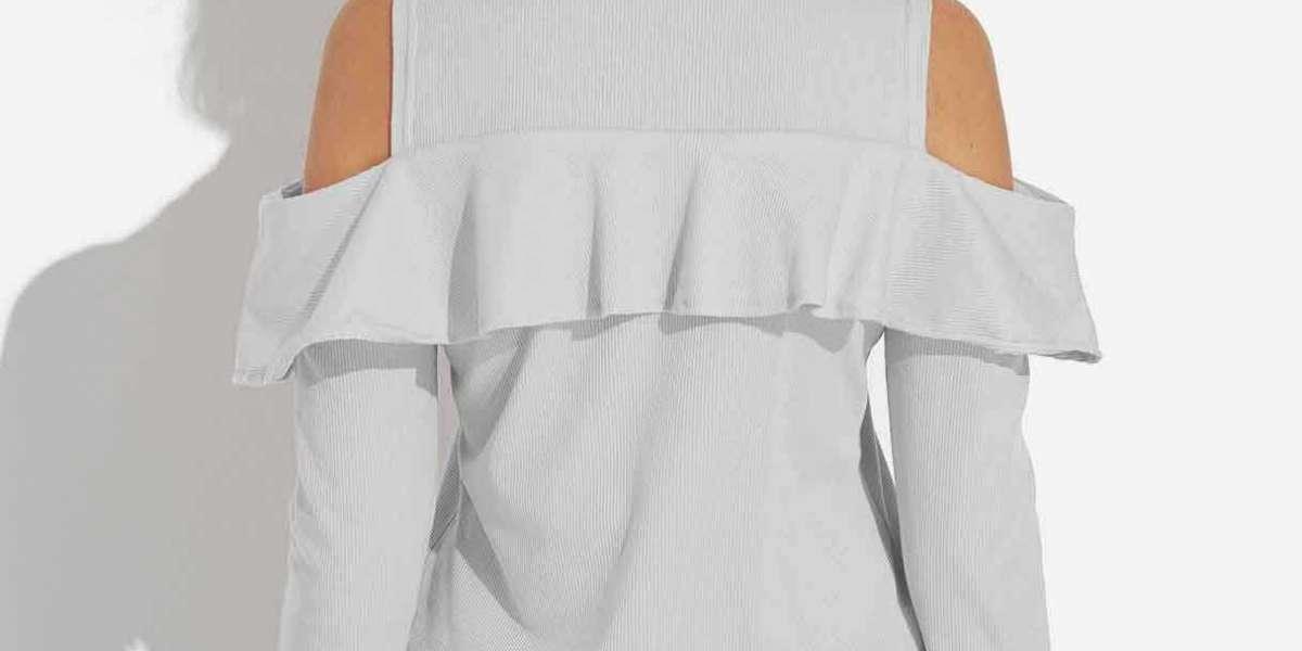 Round Neck Lace Short Sleeve Black T-Shirt